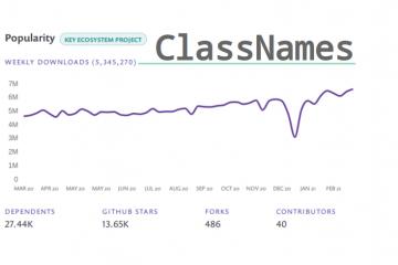 classnames